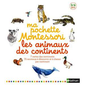 les-animaux-des-continents